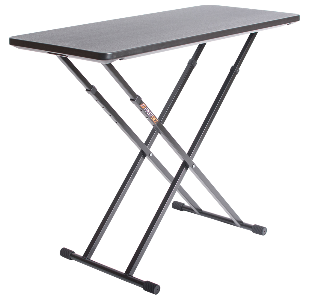 minutes to mere seconds and is the just right size for todays compact equipment.  sc 1 st  Fastset DJ Table & Fastset Utility Table: A Must Have For All Musicians and DJ\u0027s ...